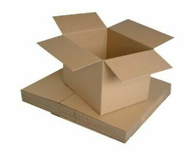 New Cardboard Box Postage Postal Packaging For Royal Mail Small Parcel Posting