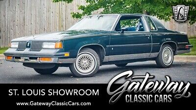1988 Oldsmobile Cutlass Supreme CLS Brougham 1988 Oldsmobile Cutlass Supreme CLS Brougham Coupe 307 CID V8  4BL OHV Automatic