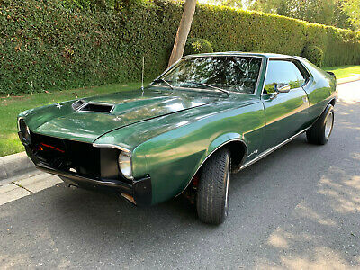 1972 AMC Javelin Javelin AMX Hot Rod AWESOME AMC Javelin AMX Custom V8 Classic Hot Rod Muscle Excellent TRADE ?