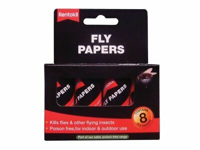 Flypapers Pack of 8 RKLFF89