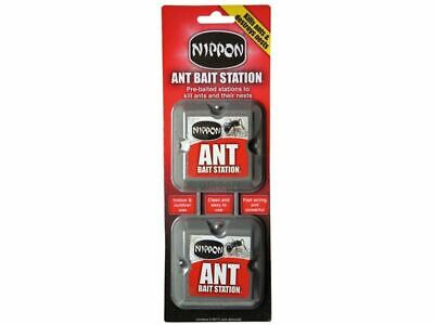 Nippon Ant Bait Station Twin Pack VTXABSTP