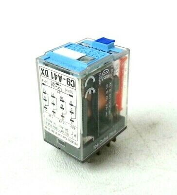 C9-A41 DX RELECO Ice Cube Relay
