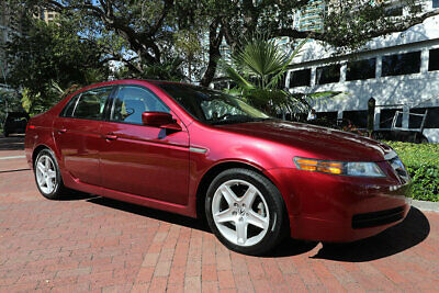 2006 Acura TL 4dr Sedan Automatic Florida Nice 2006 Acura TL Low Miles One Owner Carfax Certified Excellent Value
