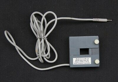 HOBO Onset Computer CT-A  Current Sensor Transducer 20 Amp Free Shipping