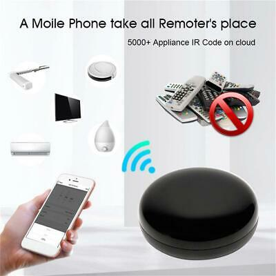 WiFi IR Smart Home Remote Controller Control For TV Alexa Air Conditioner Lamp