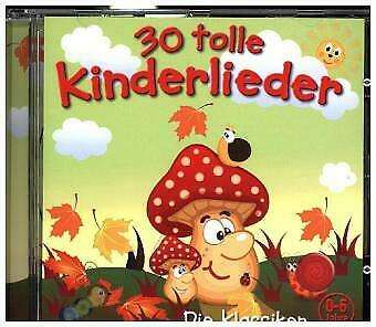 Kiddy Club - 30 Tolle Kinderlieder (Vol.2) CD U16 NEU