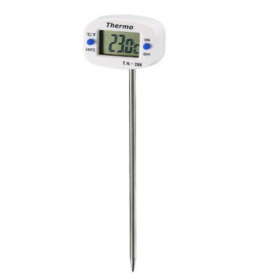 TA288 Digital Thermometer Portable Food Probe Kitchen Cooking Thermometer
