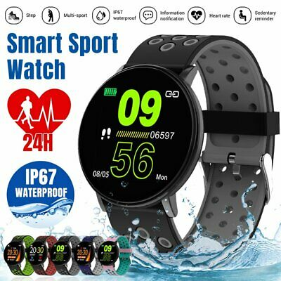 Fitness Smart Watch Band Sport Activity Tracker For Kids Mens Android iOS Xmas