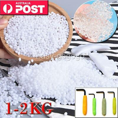 2/1 KG Polymorph Mouldable Plastic Pellets Thermoplastic Plastimake PCL NonToxic