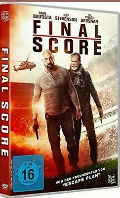 Final Score ( Pierce Brosnan, Ray Stevenson DvD ) NEU