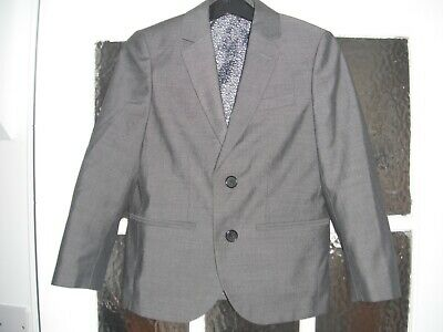 Boys Suit Jacket, Age 7-8, Very Good Condition