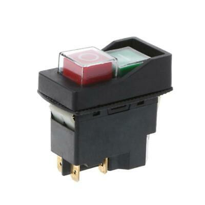 Waterproof KLD-28A Magnetic Switch Explosion-proof Pushbutton Switches 220V IP55