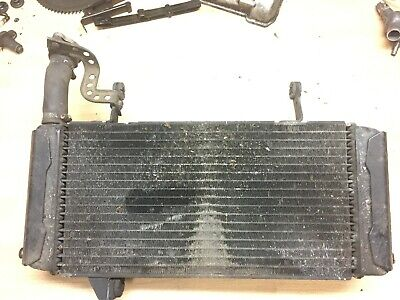 Suzuki SV 1000 Radiator and cooling fan