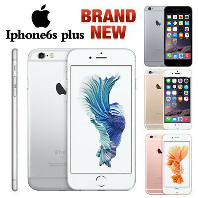 US Version Factory Unlocked APPLE iPhone 6s Plus 16GB 64GB 128G in Sealed Box