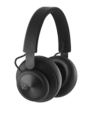 Bang & Olufsen Beoplay H4 Over The Ear Headphones Black (Wireless)