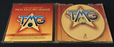 Ted Mulry Gang The Very Best Of CD 40th Anniversary Greatest Hits Sony Music