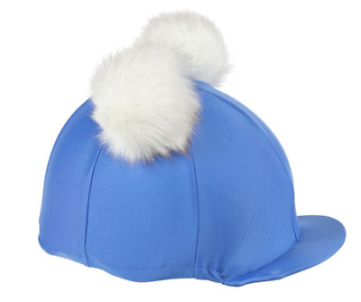 Shires Doble Pom Pom Sombrero Funda - Gama de Colores