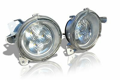 To Fit Mercedes Actros MP4 Fog Lamps Lights LEDs Truck Accessories Set 2 Pieces