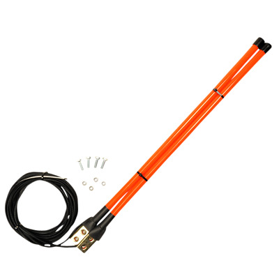 """Lighted Plow Markers 24"""""""