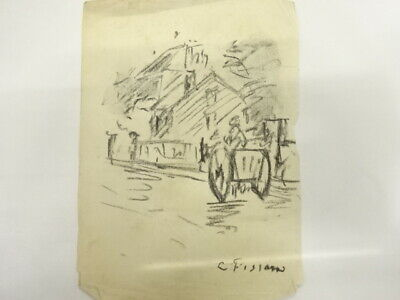 4454213: Camille Pissarro (1830-1903) / DRAWING