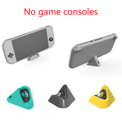 Replacement Mini Charging Dock Universal Type C Port Portable For Switch Lite