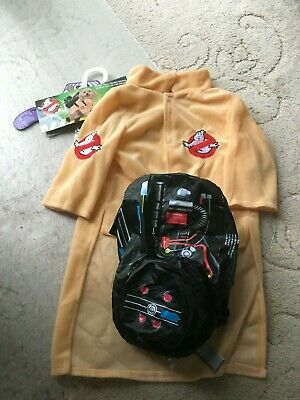 Ghostbusters Pet Dog Costume Outfit size Large