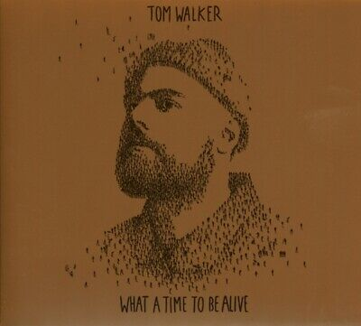 Tom Walker - What a Time To Be Alive (Deluxe Edition) CD Relentless Records NEW