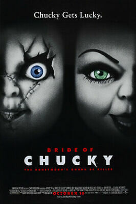 C-177 Child's Play Chucky Classic Horror Movie Poster 36 27x40