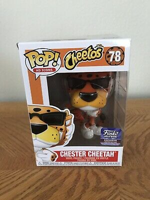 2019 Funko Pop Icons Chester Cheetah Hollywood Exclusive, Limited Edition