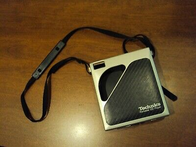TECHNICS PORTABLE CD PLAYER CARRYING CASE SH-CDB7 Vintage for the SL-XP7