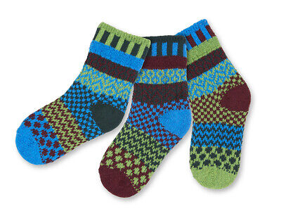 Children's Mismatched June Bug Socks