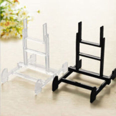 Plastic Plate Stands Bowl Plate Display Stands Picture Frame Photo Picture Stand