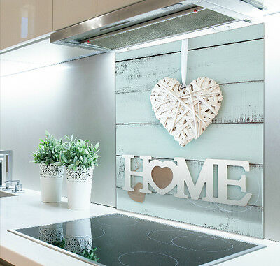 70cm x 65cm Digital Print Glass Splashback - Toughened 471