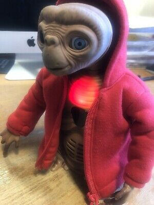 Vintage Electronics Interactive E.t. The Extra-Terrestrial Furby Toy.