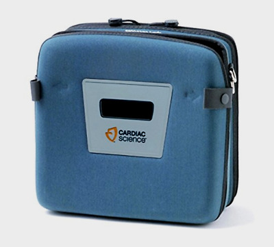 NEW Cardiac Science Powerheart G3 AED Carry Case with Shoulder Strap