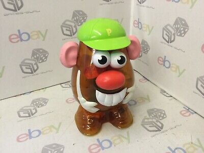 Vintage 2002 Hasbro Mr. Potato Head XL Storage Container With Extras.