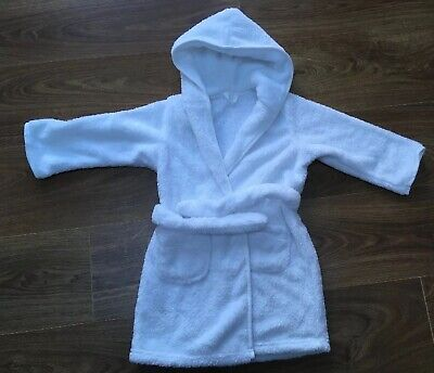 M&S Dressing Gown Age 2-3 VGC