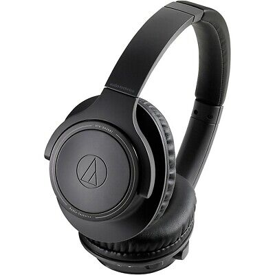 Audio-Technica ATH-SR30BT Wireless Over-Ear Headphones Black
