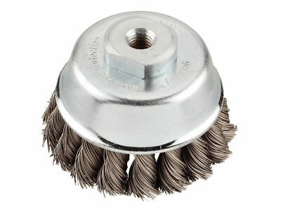 Steel Twist Knot Cup Brush 65mm x M14 KWB719206