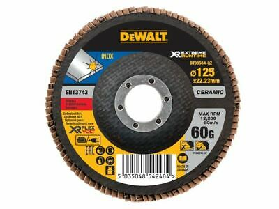 FlexVolt XR Flap Disc 125mm 60G DEWDT99584QZ