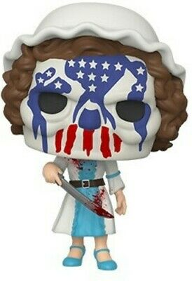 The Purge - Betsy Ross (Election Year) - Funko Pop! Movies: (2019, Toy NUEVO)