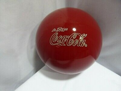 Coca cola Bowling Ball collectable Made in USA