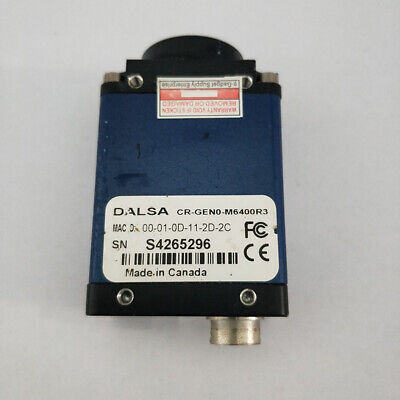 DALSA CR-GEN0-M6400R3 Used and Tested 1PCS
