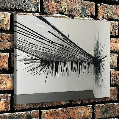 "12""x16"" Corner Art Painting HD Canvas Prints Home Decor room Wall art Pictures"
