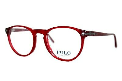 Ralph Lauren Eyeglasses RL6130 5458 Opal Red 51 16 140