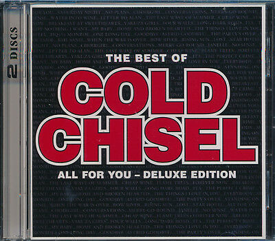 Cold Chisel All For You The Best Of Deluxe Edition 2-disc CD NEW