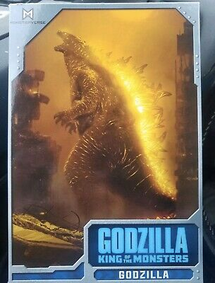 "NECA Burning Godzilla King of the Monsters 12"" Head to Tail Target Exclusive New"