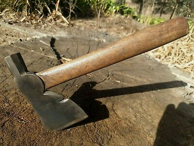Collins Red Seal Casing Axe Hatchet - Collectible