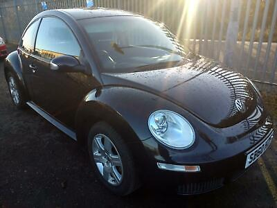 Volkswagen Beetle 1.6 2011MY Luna 60 plate 3door petrol manual