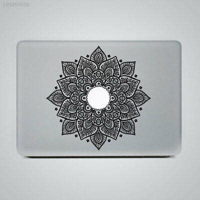 Funny Creative PVC Decoration Sunflower Decal Sticker Skin For MacBook Laptop
